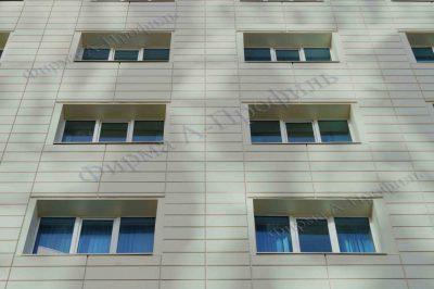 фасадные термопанели алматы - отделка фасада дома
